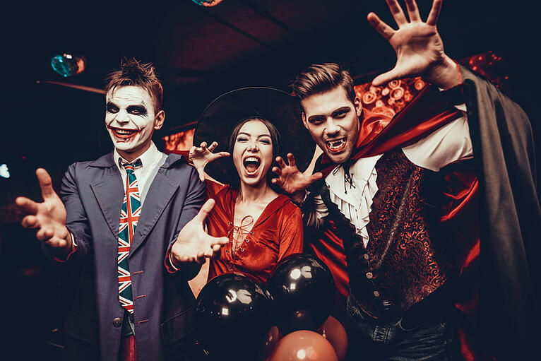 How to scare off Halloween parties in your short-term rental